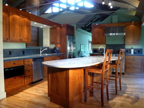 Kitchen Cabinets : Seattle Custom Cabinetry