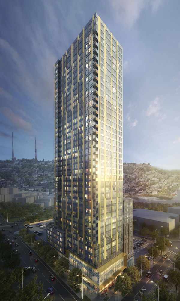 BB6 tower rendering
