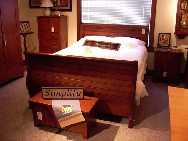 Shaker, Mission & Craftsman Bedroom Furniture : Seattle Mission ...