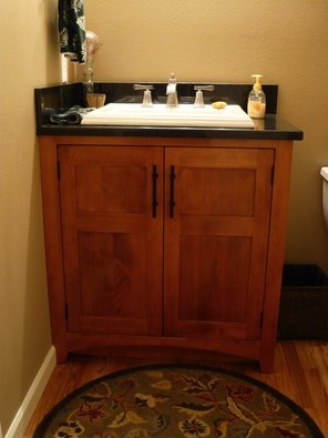 Shaker Furniture Base Vanity