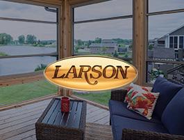 Larson replacement windows by Procraft Windows in Seattle, WA