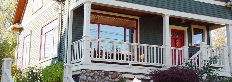 Replacement Wood Clad Windows in Seattle WA