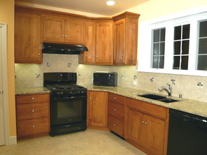 Remarkable Kitchen Cabinets Spokane Seattle Cabinet Before And Afters Beutiful Home Inspiration Cosmmahrainfo