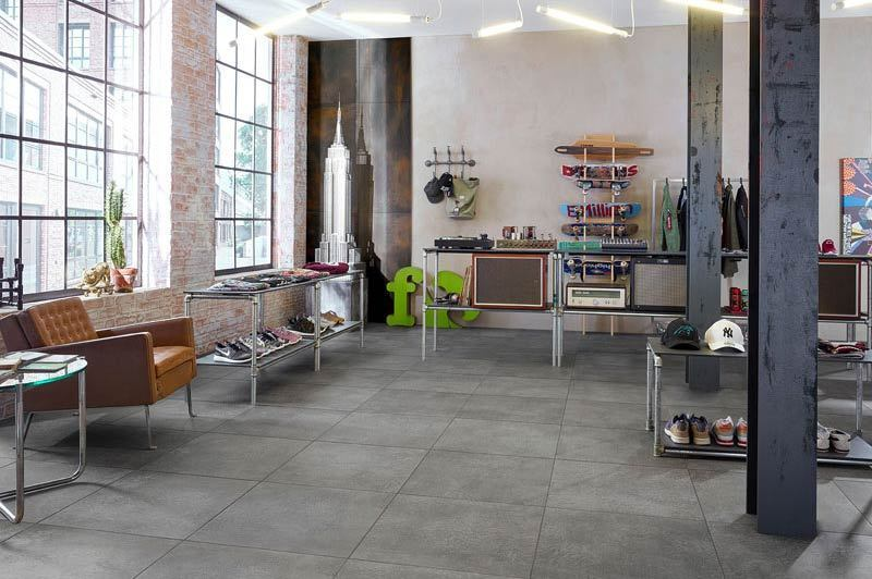 streetlife collection by Agrob Buchtal tile for DryTile