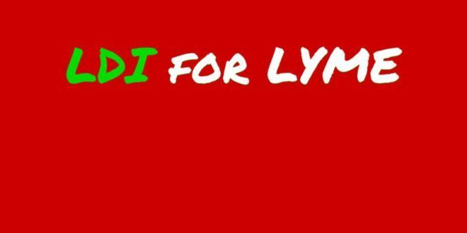 Ldi Bring On The Regulators Treat Lyme