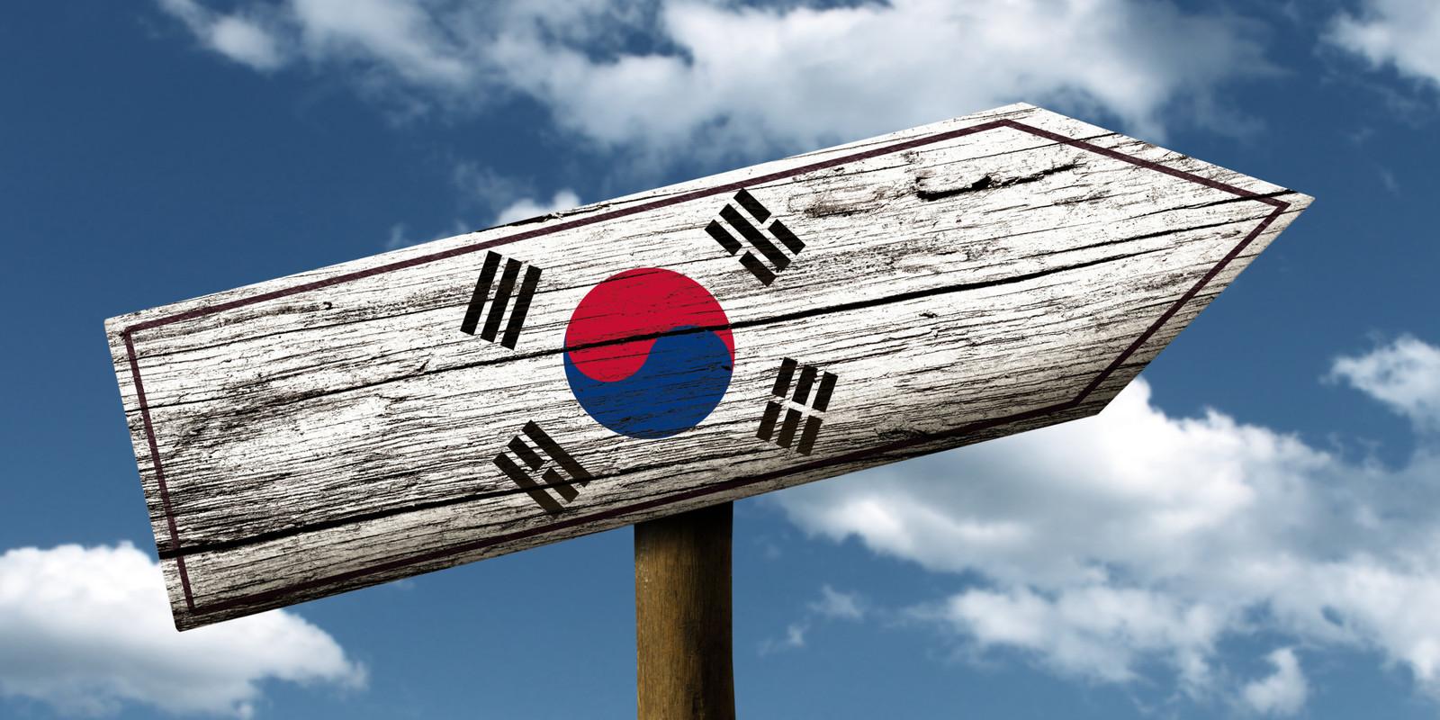 i'm finally going to korea