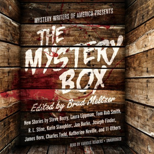 Mystery Writers of America Presents: The Mystery Box