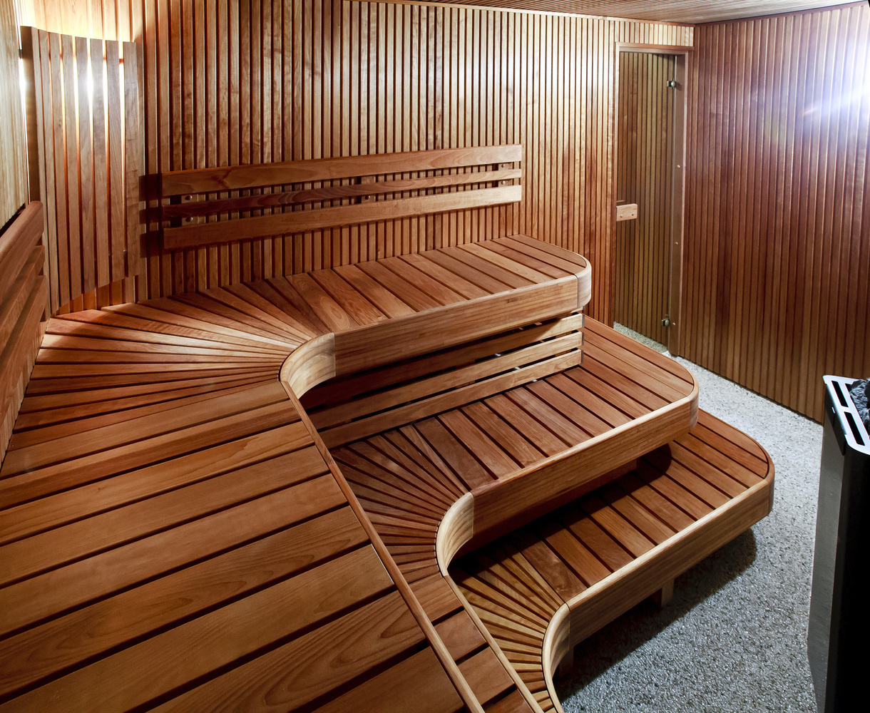 Infrared sauna to detox in Lyme disease treatment Image by Marty Ross MD
