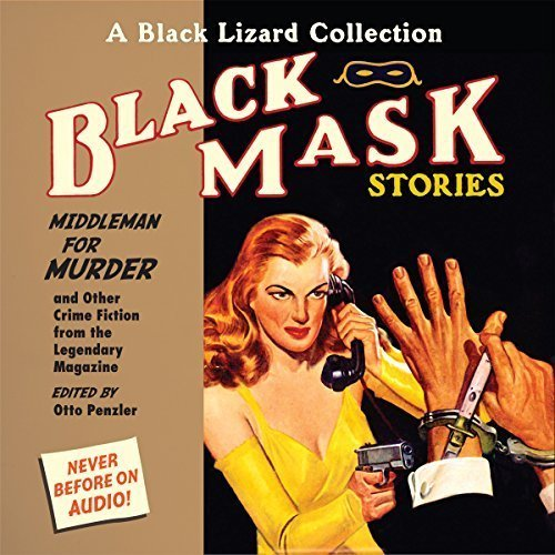 Black Mask 11: Middleman for Murder