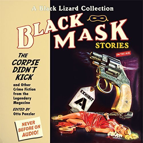 Black Mask 9: The Corpse Didn't Kick