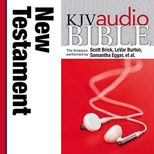 KJV:Pure Voice - New Testament