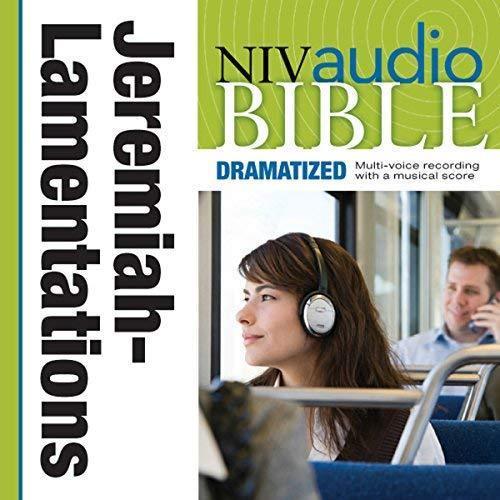 NIV Audio Bible: Jeremiah and Lamentations
