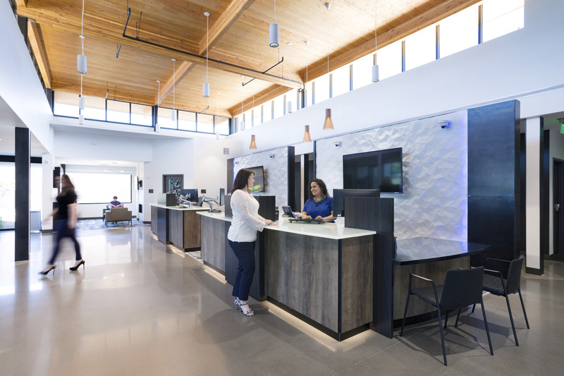 Hapo Credit Union | ARC Architects