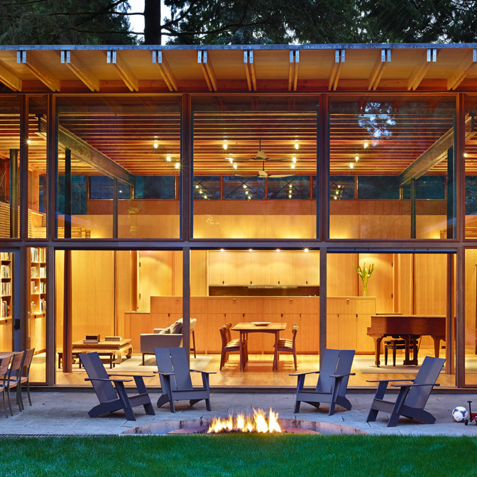indoor outdoor living modifications by Procraft Windows in Seattle, WA