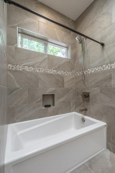 Bathroom remodel Washington