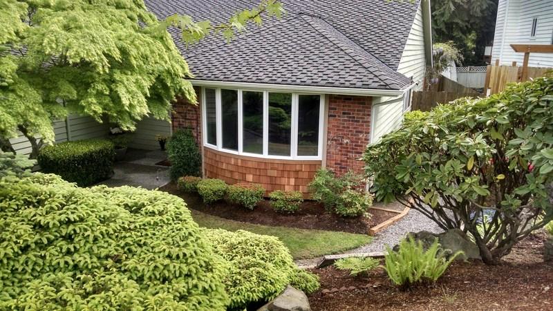 Garden Windows, Bow Windows and Bay Windows by Procraft Seattle WA