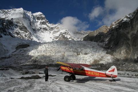 Alpha Piper Super Cub | Alaska Bush Plane Adventures By