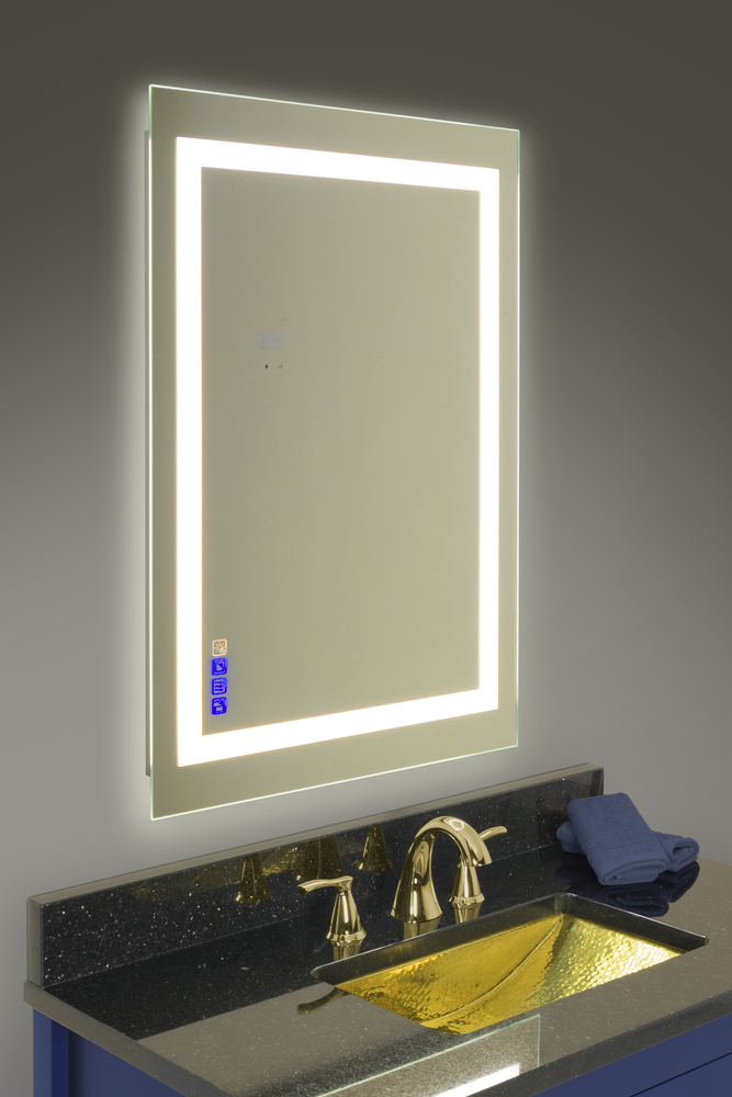 Hi-tech bluetooth mirror