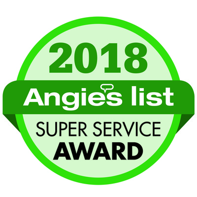 Procraft Windows Angies List Award 2018