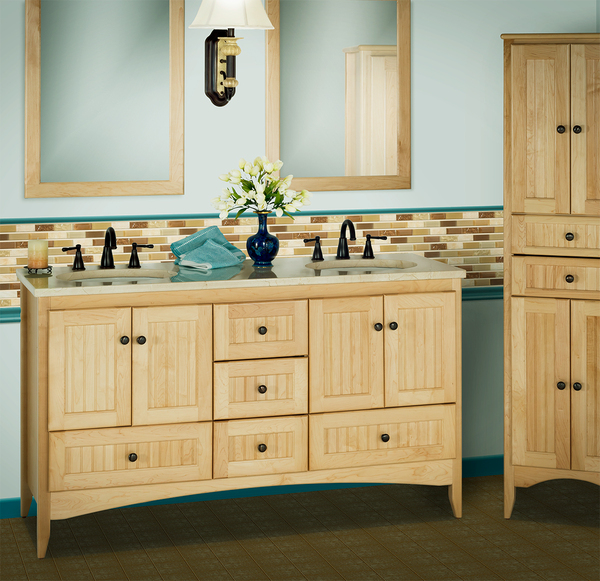Vanity Cabinets For Bathrooms Wallingford. Beautiful bathroom ...
