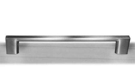 Long Contempo Pull - Brushed Nickel