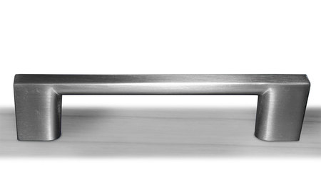 Short Contempo Pull - Brushed Nickel
