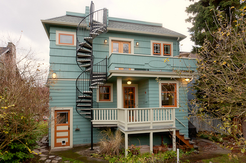Additions And Dormers Ballard And Seattle Remodels