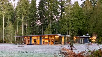 Natural Modern Mountain Home Design By Prentiss Balance Wickline on locati house plans, montana log home plans, montana log cabins,