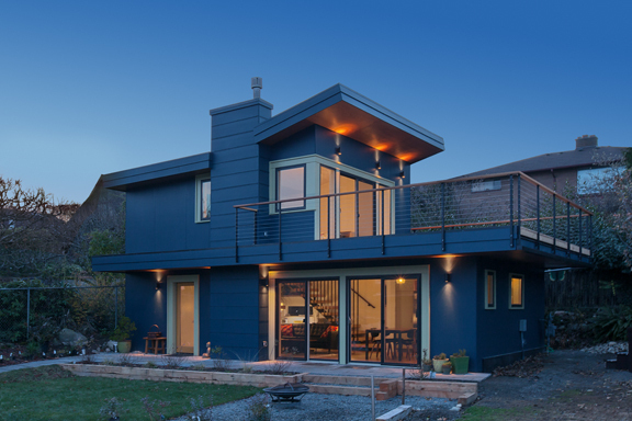 Seattle backyard cottage