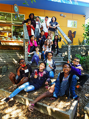 Spring Break Camps Seattle 2020.Cooking And Gardening Classes Camps Green Plate Special