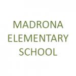 Madrona Elementary School text