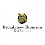 Broadview-Thomson K-8 School logo