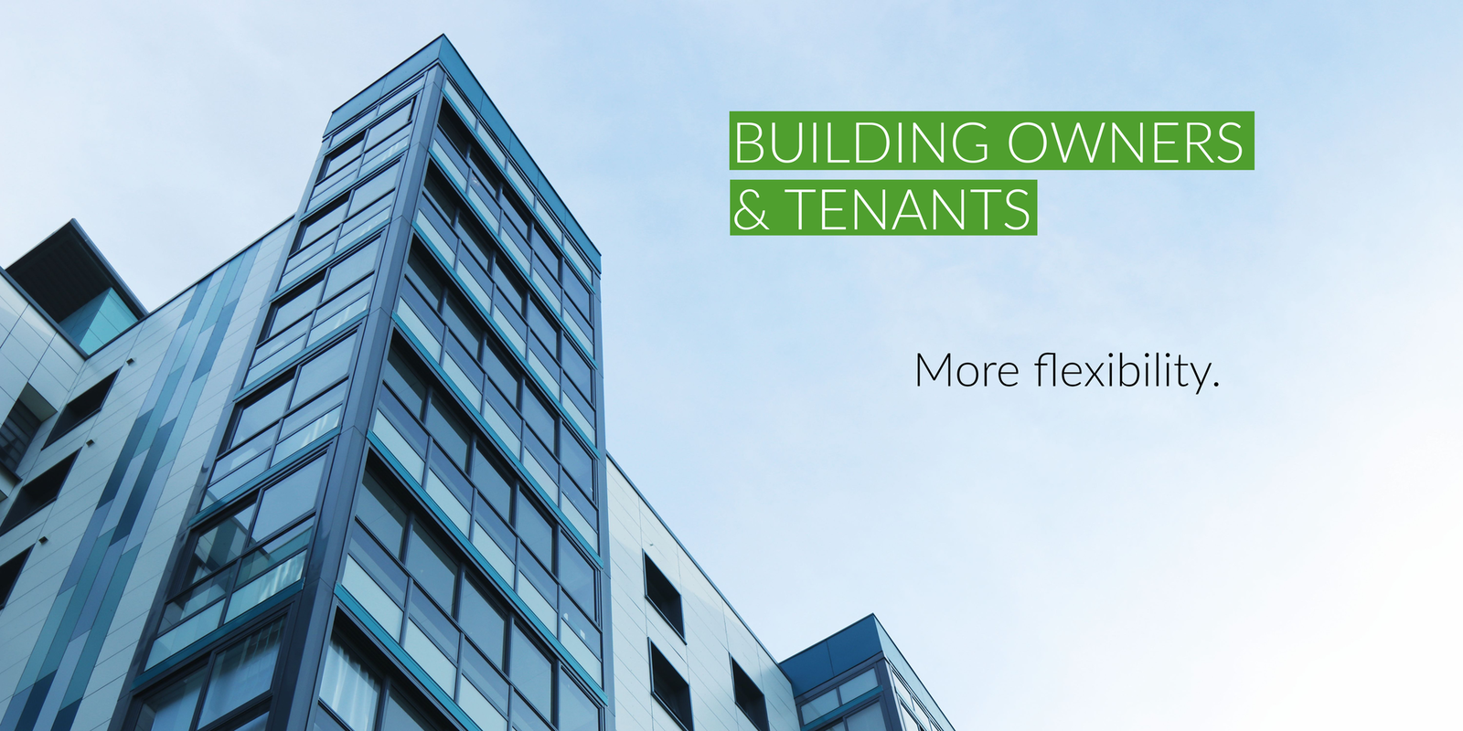 Building owners and tenants have more flexibility with DryTile