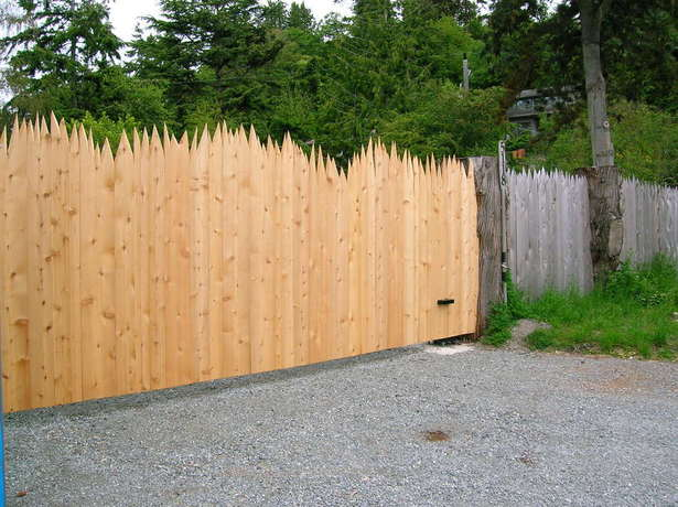 Jagged Finish Swing System Commercial Gates Seattle