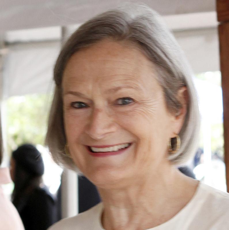 A portrait of board member Shelley McIntyre.