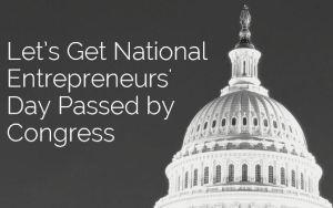 nationalentrepreneursday