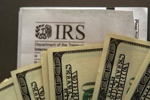 IRS money