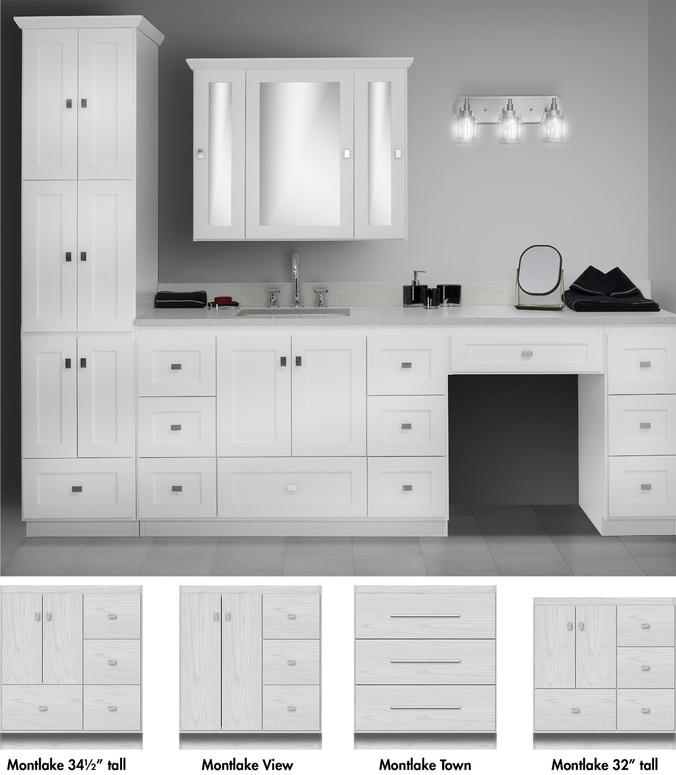 Montlake Bathroom Vanity