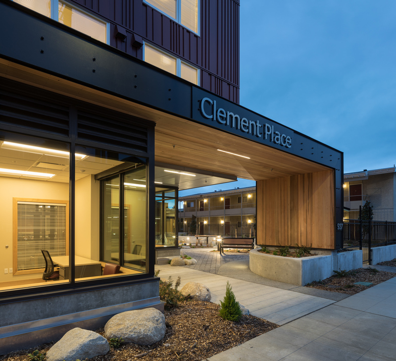 Public And Low-Income Housing Engineering & Design Seattle WA