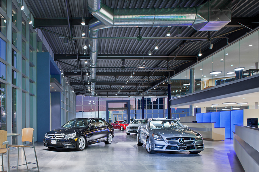 Mercedes-Benz of Bellevue | Foushée