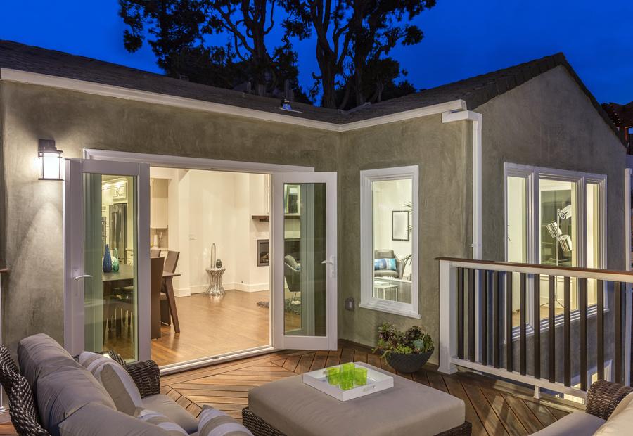 Replacement french doors for back door patios