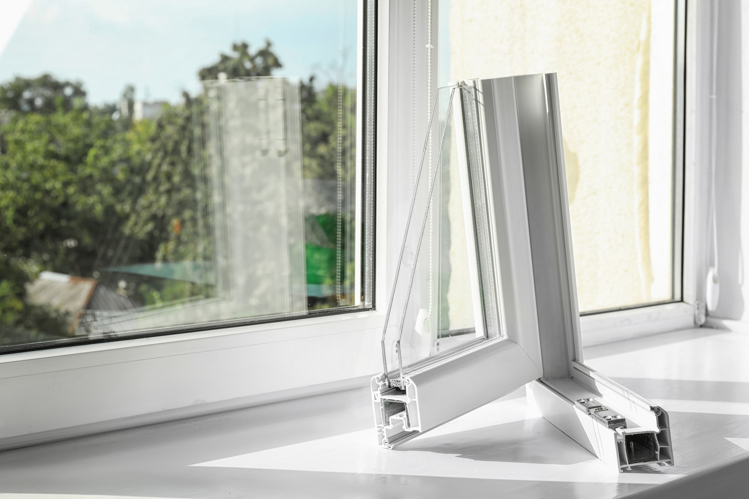 Replacement Double Pane Windows by Procraft Windows in Seattle WA