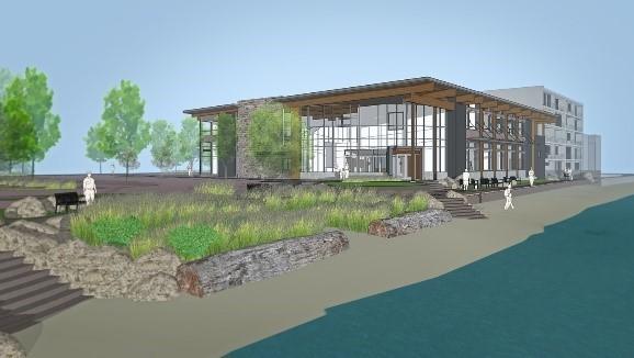 edmonds waterfront building