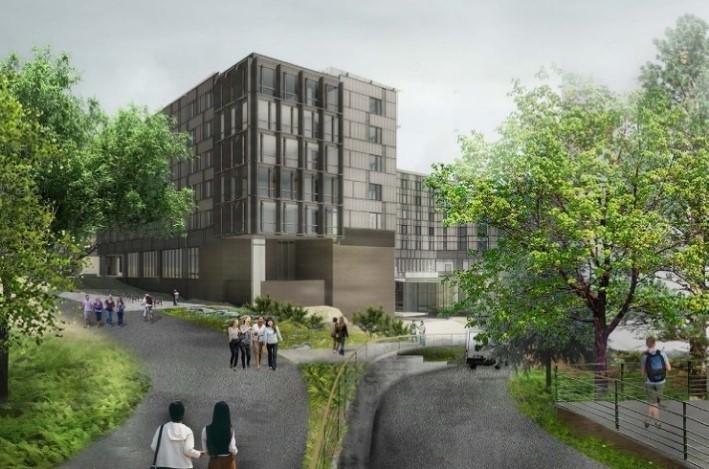 UW willow hall render