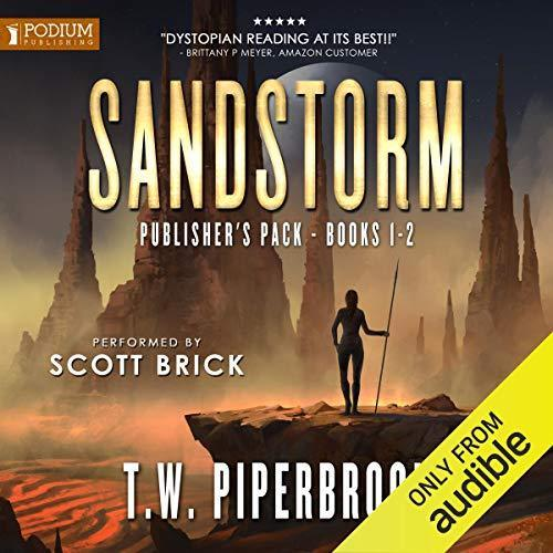 Sandstorm (Publisher's Pack: Books 1-2)