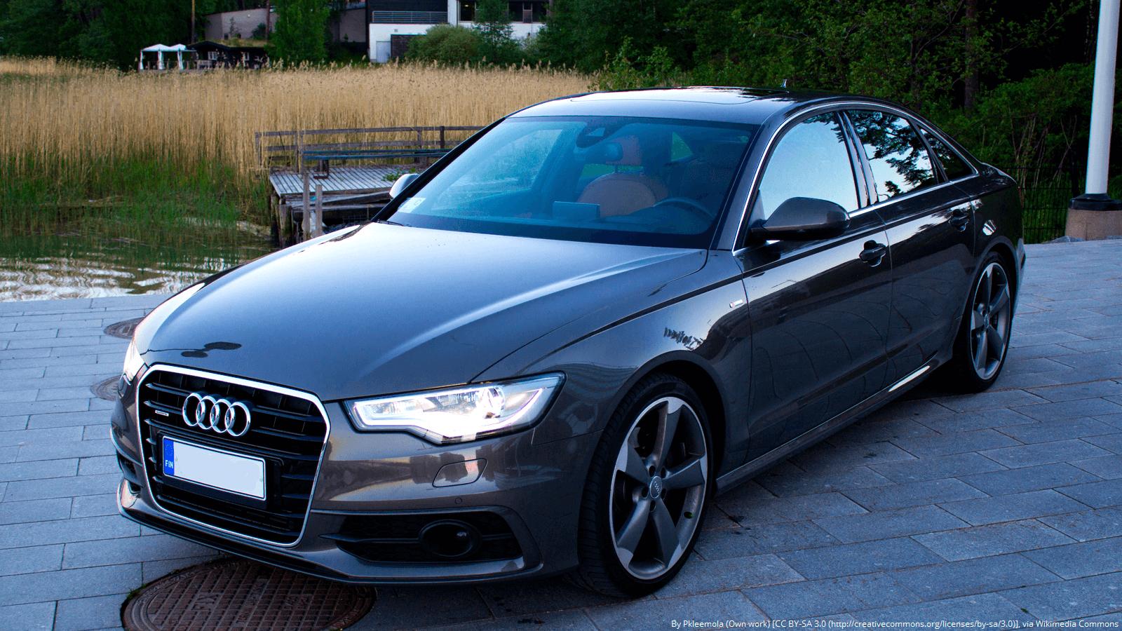 Audi A6 Emissions
