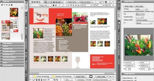 CHILI Publisher Benefits | IO Integration | online editor