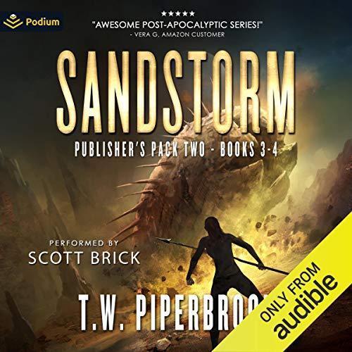 Sandstorm Books 3-4