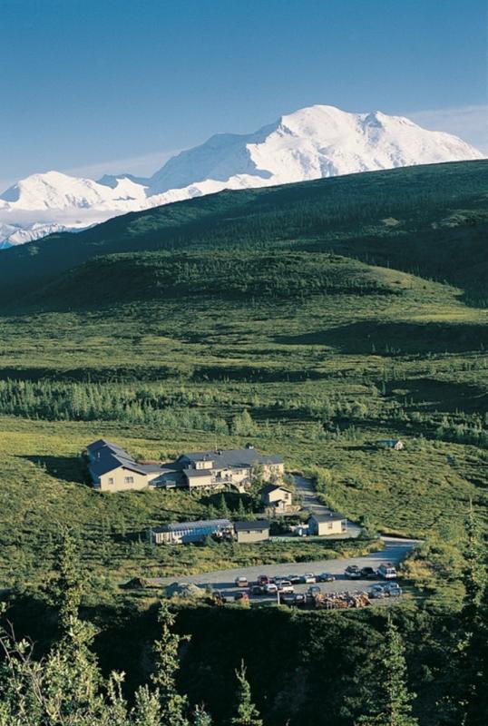 North Face Lodge, circa mid 1990s