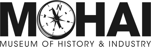 Mohai - Museum of History & Industry logo